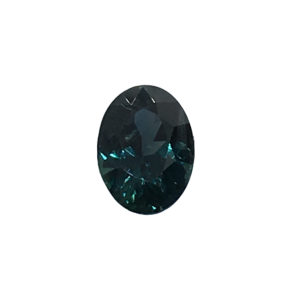 1.35  ct Natural Blue Green Sapphire