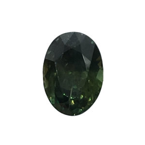 1.70   ct Natural Green Sapphire