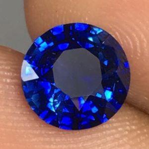 1.85 ctw Blue Sapphire